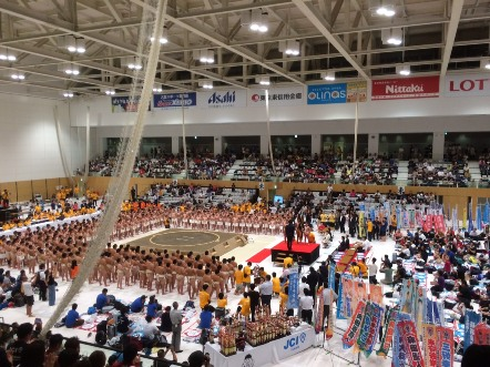 「第35回わんぱく相撲全国大会」 開催報告